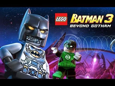 LEGO® Batman™ 3: Beyond Gotham LETS PLAY Part 2 - YouTube