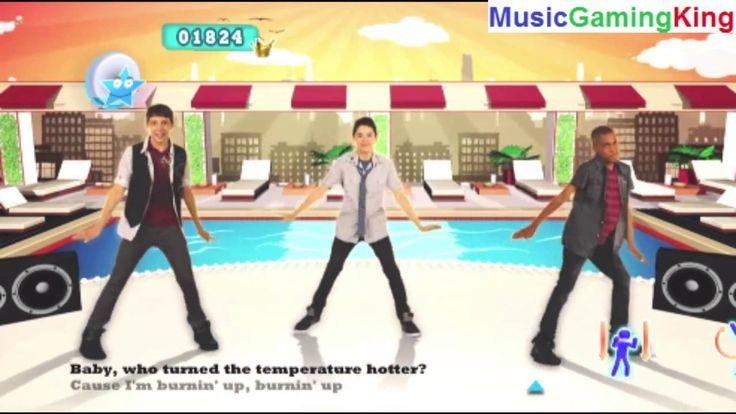 music burnin dance party jonas brothers