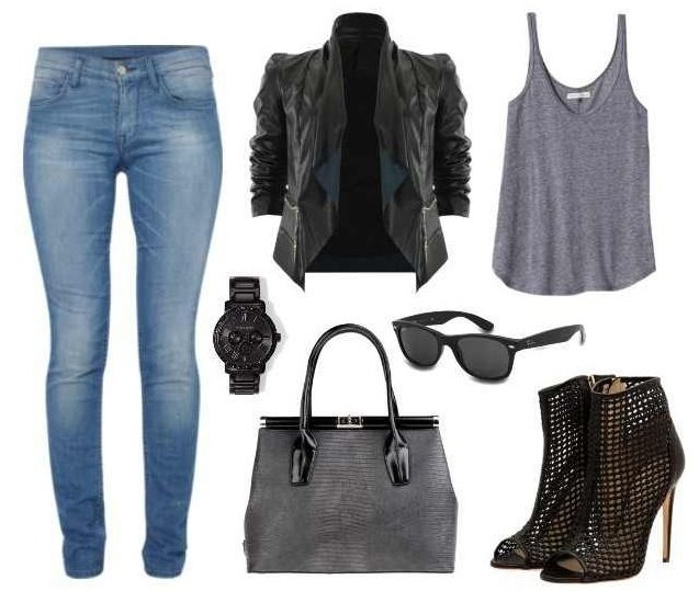 Bar outfit | Bartending Outfits ) | Pinterest | Grey Night out and Boots