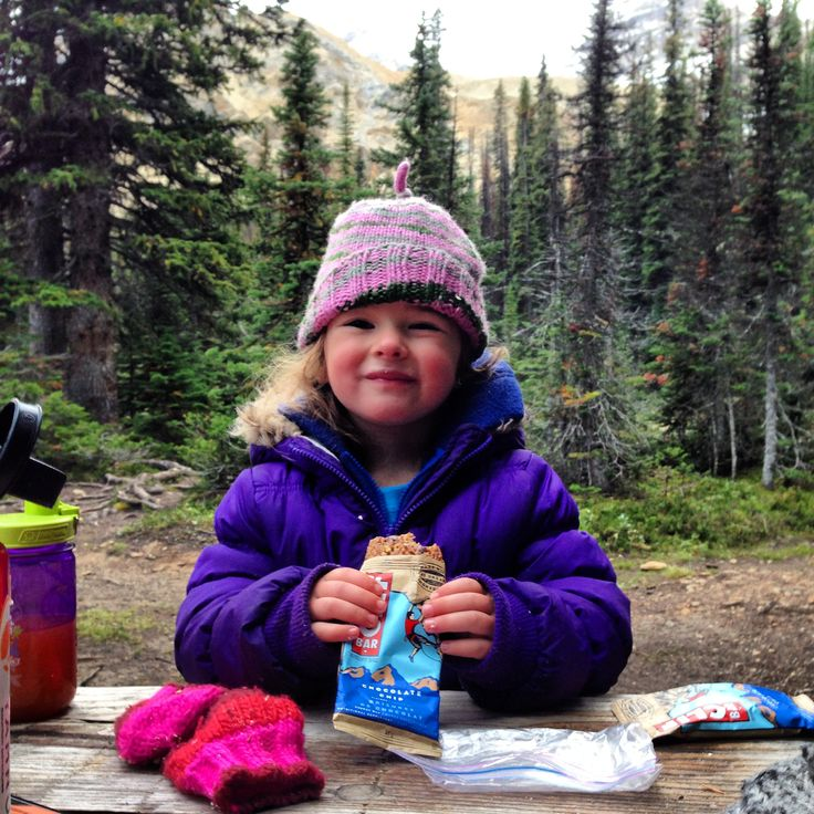 Backpacking with kids. How I manage hiking and camping with my little one.