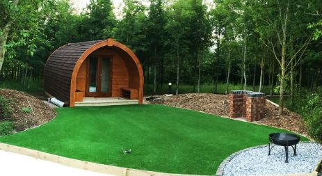 Glamping Leicestershire. Eye Kettleby Lakes is a five star exclusively for adults glamping site, based in the heart of England, in Leicestershire.