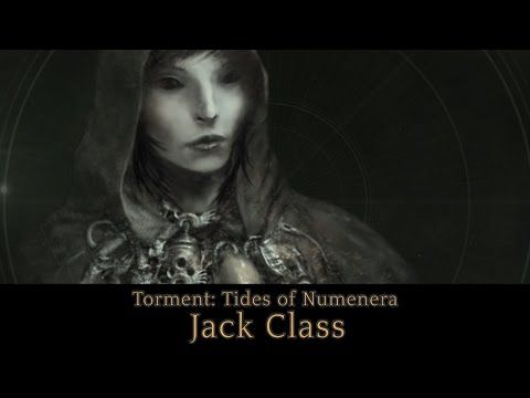 В свежем трейлере Torment: Tides of Numenera рассказали о классе героев Jack | FatCatSlim | Гики пишут для гиков