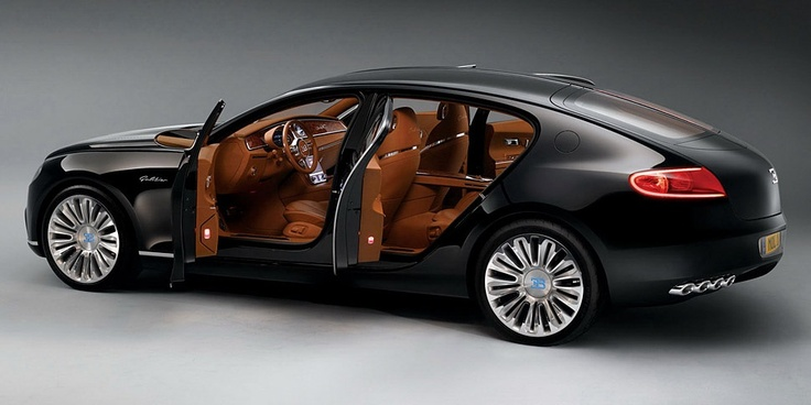 Bugatti Concept Luxury Sedan Sexy As Fcuk Pinterest
