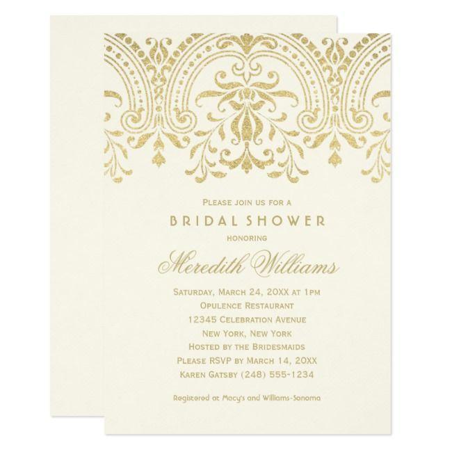 Create your own Invitation | Zazzle.com | Bridal shower ...