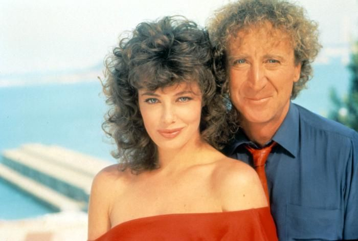 Gene Wilder Photograph From Woman In Red Inspirational People Pinterest Kelly Lebrock Movies And Actors