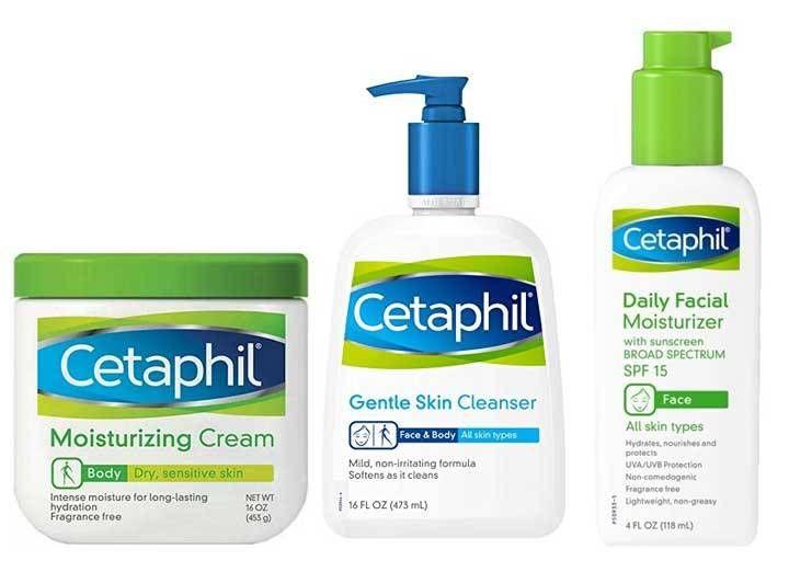 أفضل 7 كريمات سيتافيل للبشرة الحساسة والجافة جدا In 2020 Gentle Skin Cleanser Skin Cleanser Products Moisturizing Skin Cream