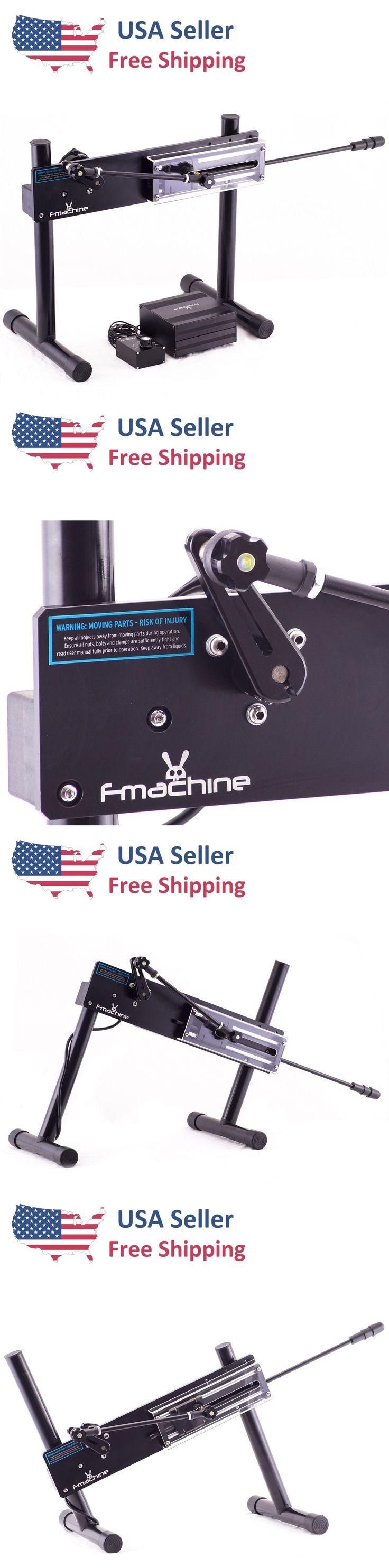 Other Sexual Wellness: F-Machine Pro 2 Sex Machine (Love Machine) + Vac-U-Lock Attachment BUY IT NOW ONLY: $599.0