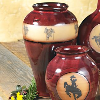 Real Red Western Pottery