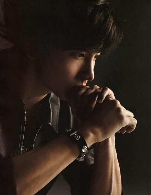 Changmin is perfection.