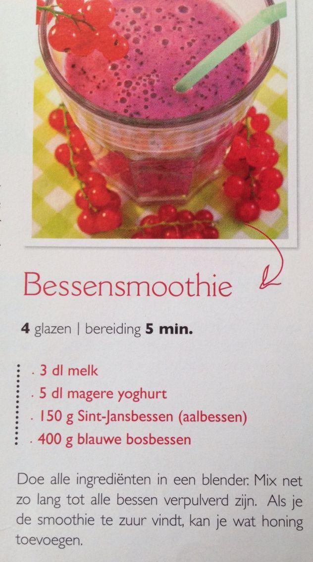 Bessensmoothie