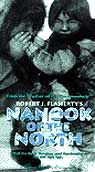 the first feature documentary or non-fictional narrative film (Robert Flaherty's Nanook of the North (1922), romances, mysteries, and comedies (from the silent comic masters Chaplin, Keaton, and Lloyd).