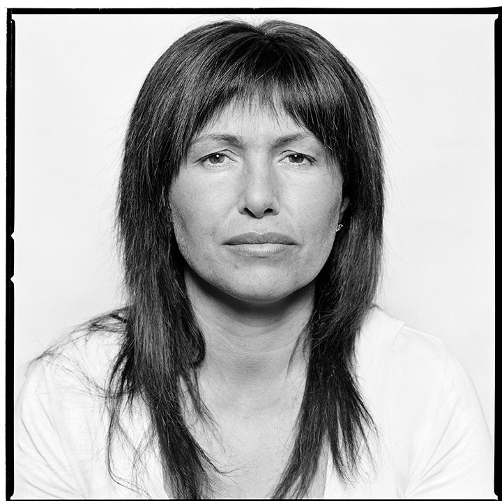 Roberta Williams, widow of slain underworld killer Carl Williams.