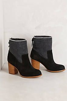 New Anthropologie Leon Ankle Boots Sz 8 M - By Splendid in Clothing, Shoes  & Accessories, Women's Shoes, Boots