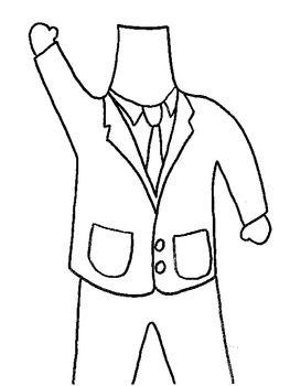 MARTIN LUTHER KING JR. PAPER BAG PUPPET - TeachersPayTeachers.com