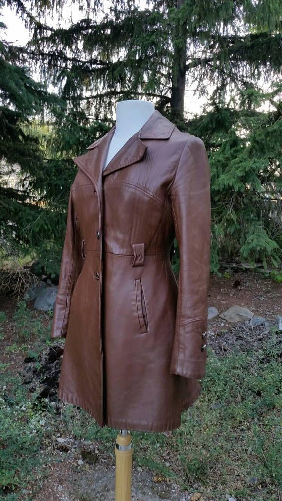 Check out this item in my Etsy shop https://www.etsy.com/listing/547112305/vintage-1970s-brown-leather-jacket