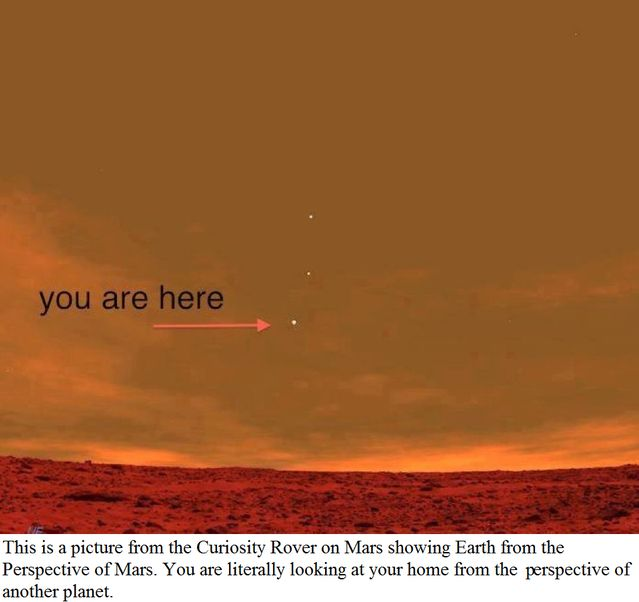 Best Mars The Magnificent Red Planet Images On Pinterest - Sunrise looks like mars