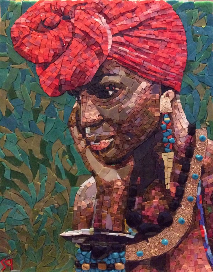 Mosaic by Simona Proto