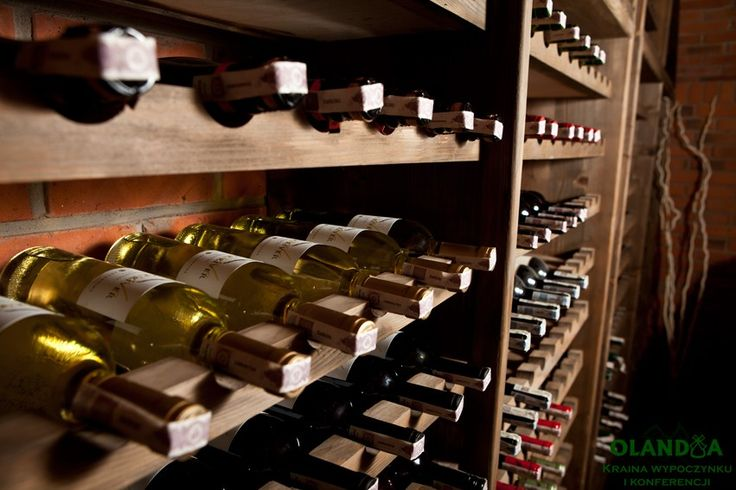 wine celer / winiarnia / www.olandia.pl