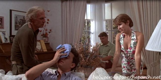 The Burbs Movie House Tour, starring Tom Hanks and Carrie Fisher