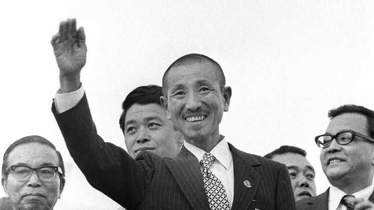 Hiroo Onoda, Soldier Who Hid in Jungle for Decades, Dies at 91