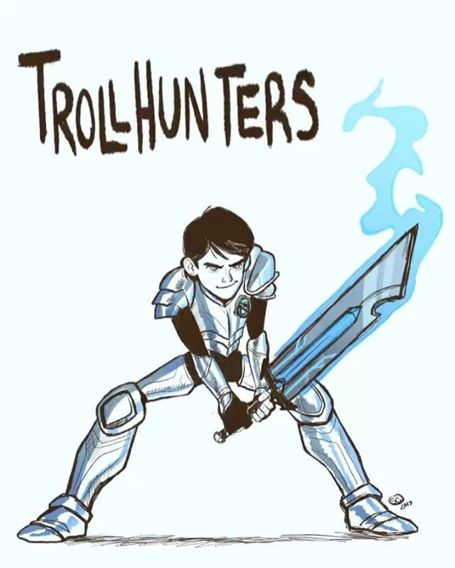 Character Design Masterclass Book One : Best images about trollhunters on pinterest the