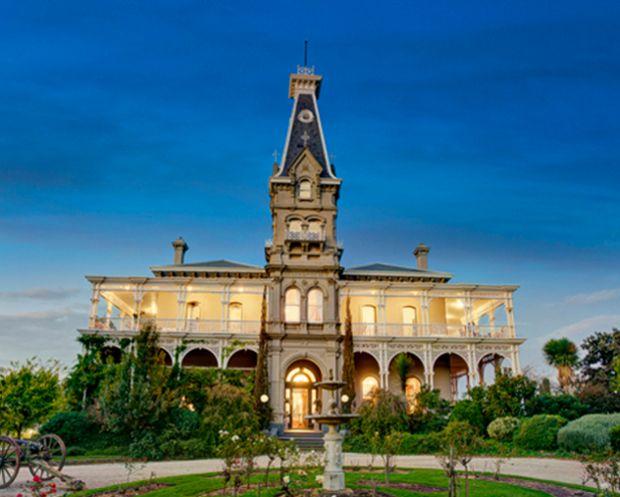 Rupertswood Mansion Sunbury Victoria Australia  www.rupertswood.com.au