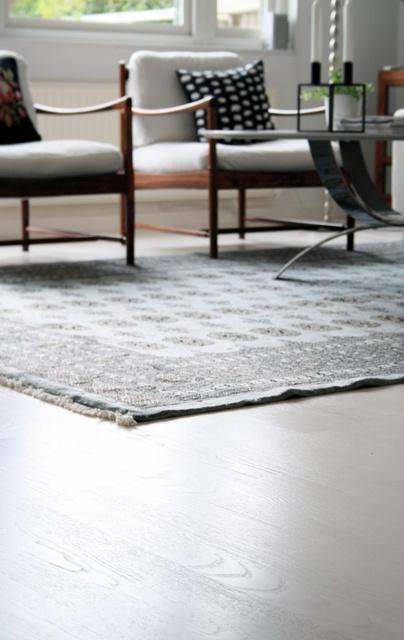 Pearl Parquet Vintage Carpet Vintage Armchairs Vintage