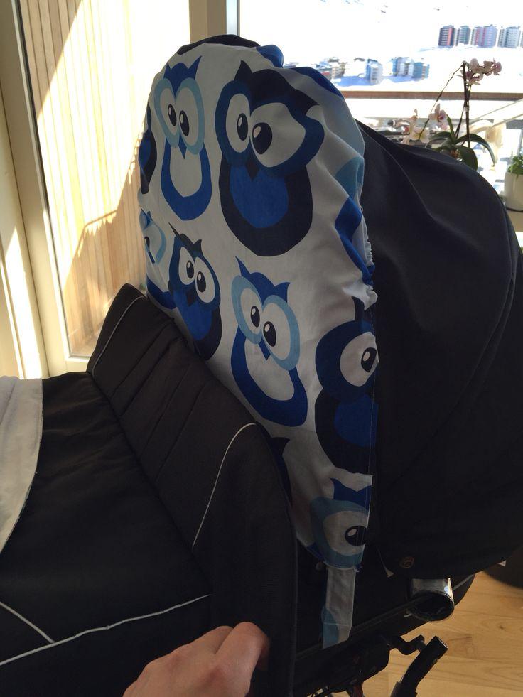 Sunshade for pram / stroller