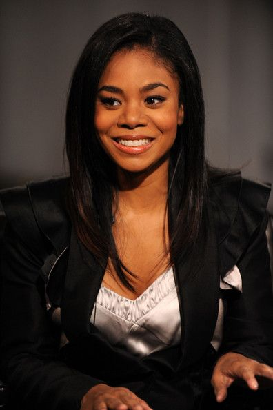 "Regina Hall | Regina Hall Photos - Regina Hall Visits fuse TV's ""The Pop Show ..."