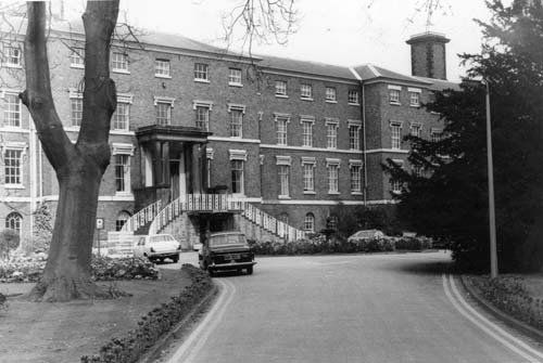 St Georges Hospital 1975
