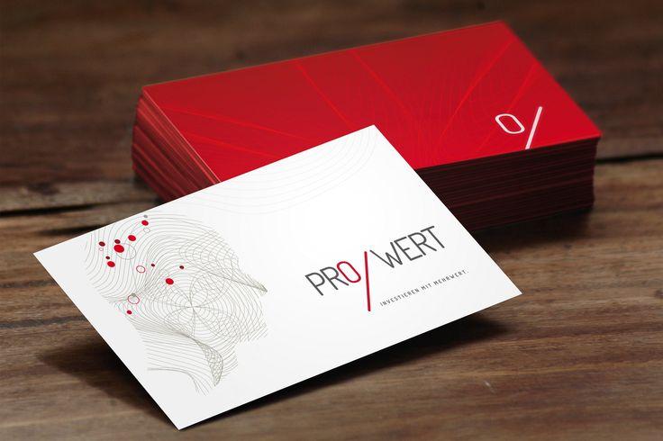 PROWERT | Logo Design, Brand Design, Slogan, Folder by Big Pen