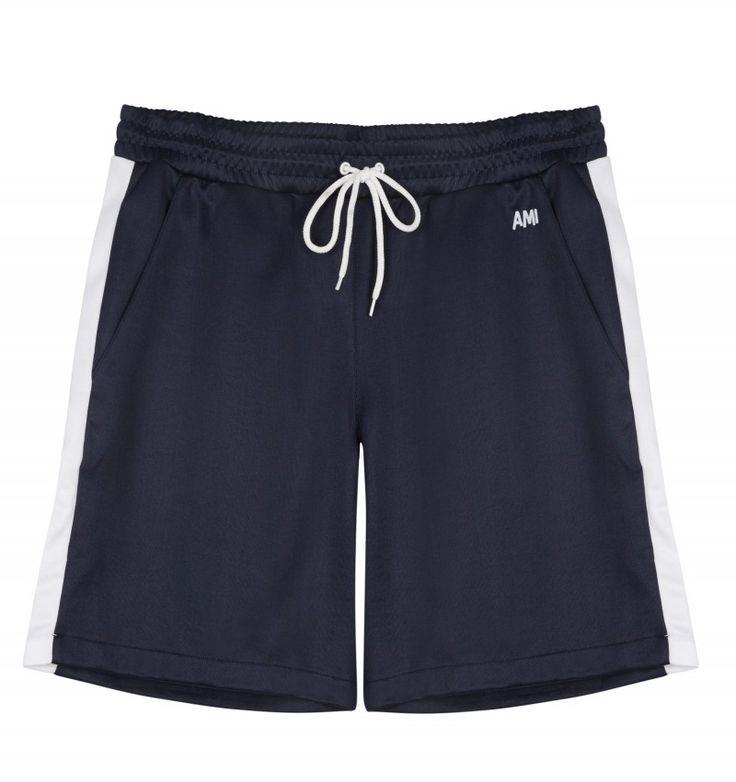 AMI TRACK SHORTS #shorts