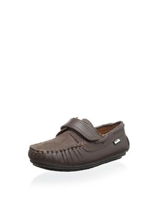 50% OFF Venettini Kid's Samy4 (Brown Leather 106/Brown Cord 114)
