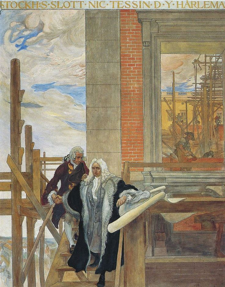 ART & ARTISTS: Carl Larsson - Part 3