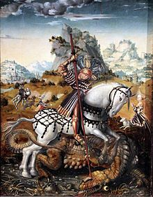 Saint George and the Dragon - Wikipedia, the free encyclopedia