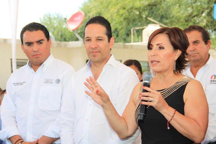 Visita la entidad Rosario Robles    http://ift.tt/2tzedqu
