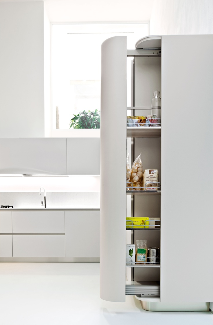 Breed Apothekerskast Keuken : Pull Out Kitchen Storage Units