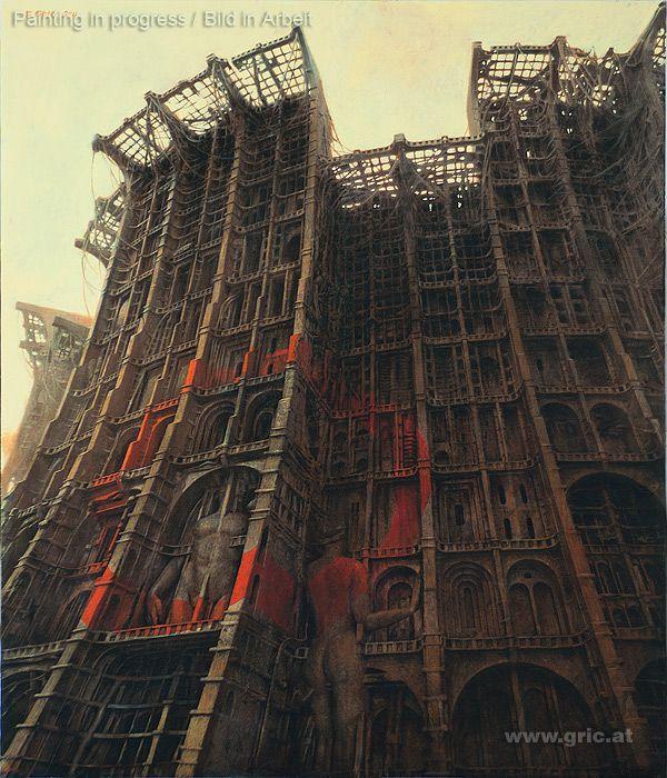 PETER GRIC | Tower VI | Turm VI