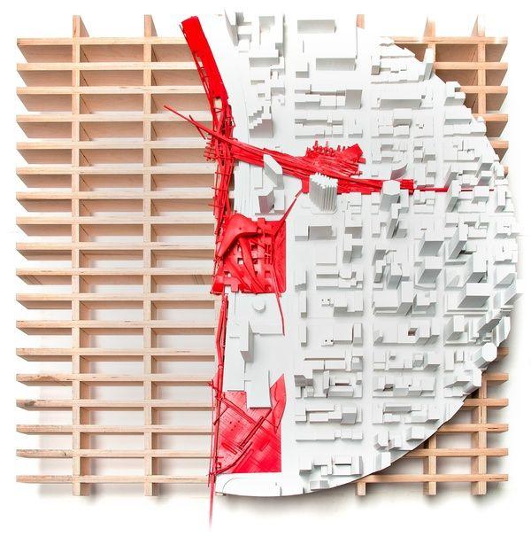 Art Forum by Pavlo Kryvozub, via Behance