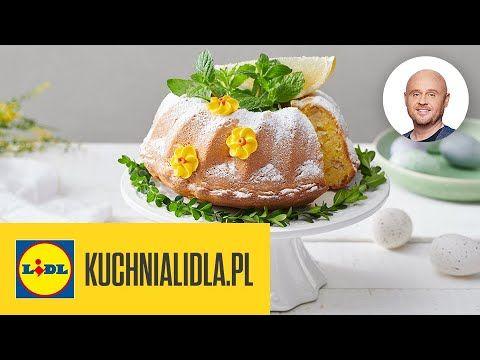 Wielkanocna Babka Z Pomelo Pawel Malecki Kuchnia Lidla Youtube