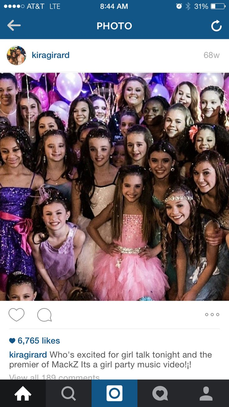 #tbt to Kira Girard and her friends from Dance Moms wearing Un Deux Trois! #partydresses #tweenfashion #teens #girlsjustwanttohavefun