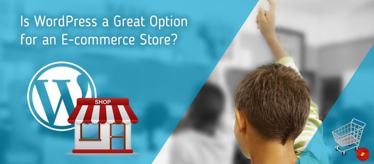 Is WordPress a Great Option for an E-commerce Store? by https://blog.heliossolutions.in/cms/wordpress/wordpress-great-option-e-commerce-store/