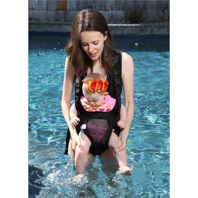 #concours #merehelene Porte-bébé Aquatique