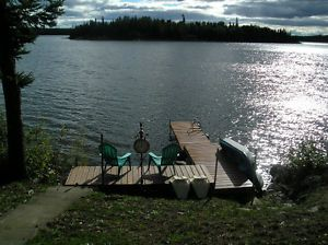 LAKEFRONT BOOSTER LAKE, NOPIMING PROV. PARK Canada image 2