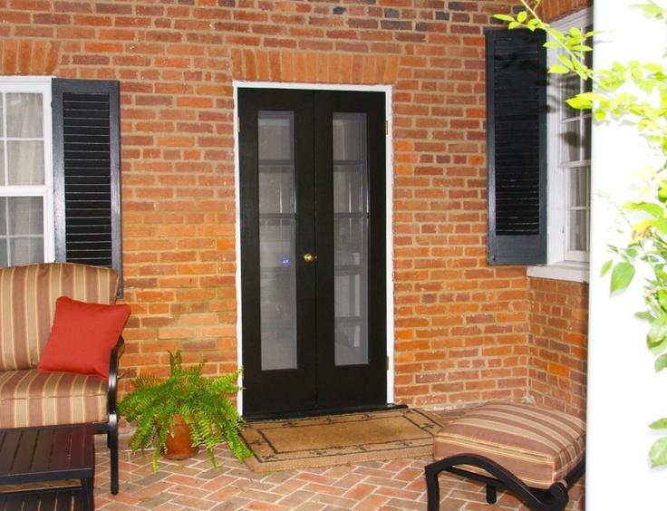 Best 25 double storm doors ideas on pinterest wood for Double entry storm doors