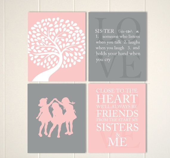 19 Best Siblings Room Wall Art Brother And Sister Wall