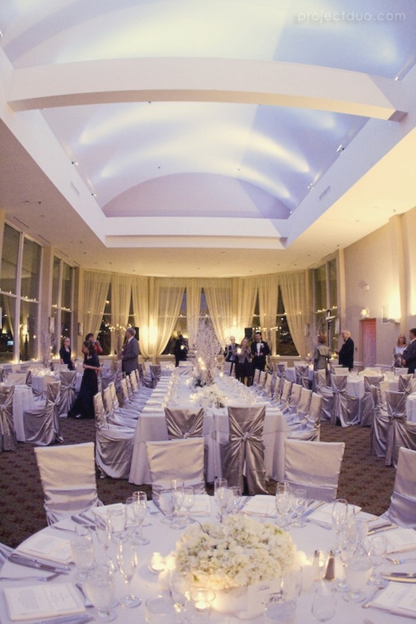 Attractive The Piedmont Room Dressed In White