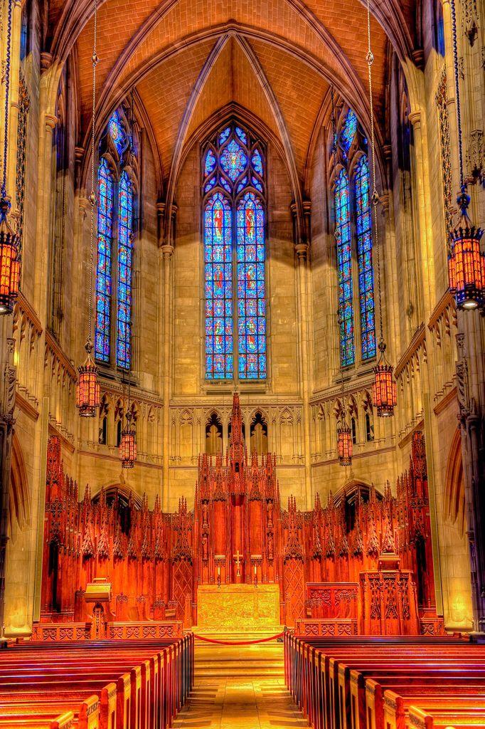 Heinz Memorial Chapel, University of Pittsburgh