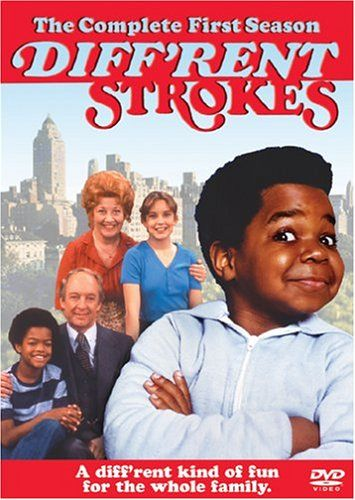 Diff'rent Strokes - The Complete First Season Columbia Tri Star http://www.amazon.com/dp/B0002JZT5U/ref=cm_sw_r_pi_dp_sPguub1Y4QZ1W