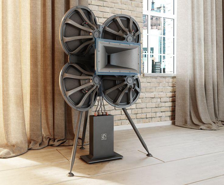 1000 ideas about speaker plans on pinterest loudspeaker. Black Bedroom Furniture Sets. Home Design Ideas